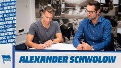 Alexander Schwolow l Neuzugang