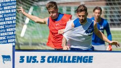 3 vs. 3 Trainings-Challenge